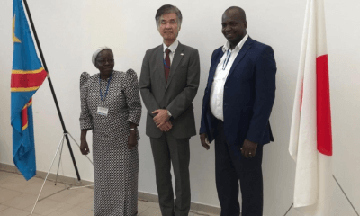 RDC: le Japon octroie 200 000 USD pour deux projets sociaux situés à Kinshasa et Kikwit 2