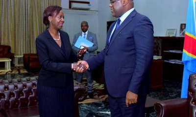 """Isidore Kwandja : """"Tshisekedi n'a toujours pas désigné son représentant personnel à la Francophonie"""" 50"""