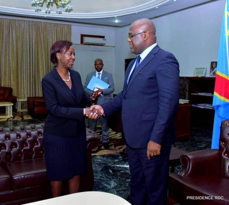 """Isidore Kwandja : """"Tshisekedi n'a toujours pas désigné son représentant personnel à la Francophonie"""" 1"""