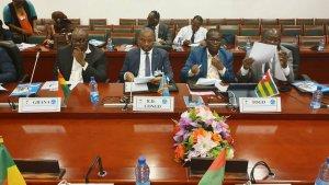 Afrique: ouverture de la réunion de l'UCCA à Malabo en Guinée Équatoriale!