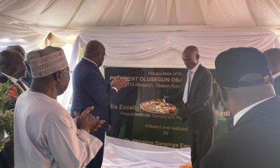 RDC : Tshisekedi inaugure le laboratoire agricole de l'IITAà Bukavu 34