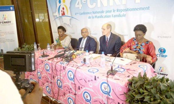 RDC : le CTMP/PF à la recherche des fonds pour faire face à la planification familiale 28