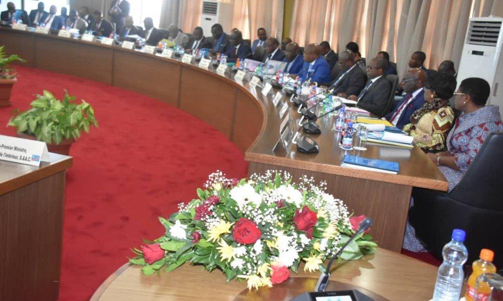 RDC : Budget 2020, Tshisekedi tient une réunion du Conseil des ministres extraordinaire 3