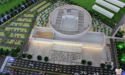 RDC : Les travaux de construction du Grand Centre Culturel et Artistique de l'Afrique Centrale reprennent sur instruction du Premier ministre Ilunkamba !