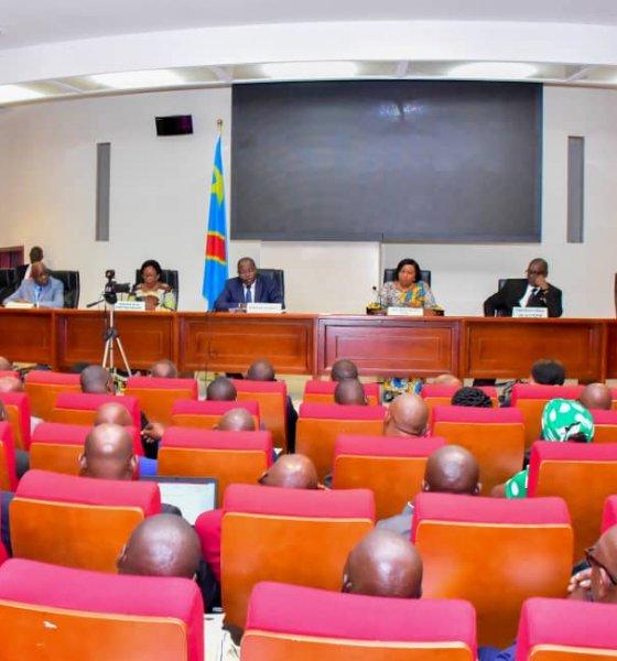 RDC : Mines, des agents outillés sur la chaine d'approvisionnement en minerais des zones de conflits 4
