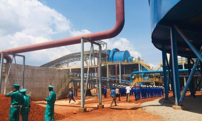 RDC: Deziwa,l'usine entrera en production commerciale dès janvier 2020! 23