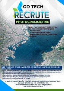 RDC : GD TECH lance un recrutement pour six postes 6