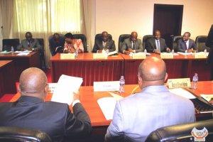 RDC: six grands points débattus au cours de la réunion de conjoncture économique !