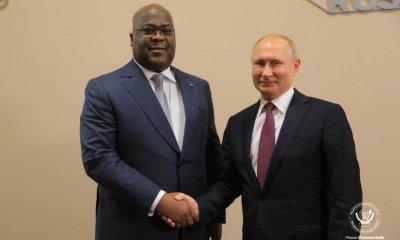 Monde : Sommet Russie-Afrique, La RDC au Centre des enjeux !
