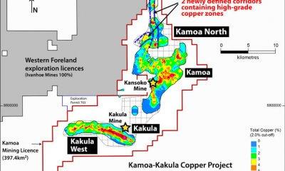 RDC: Zijin Mining augmentera ses parts à 13,88% dans Ivanhoe Mines 39