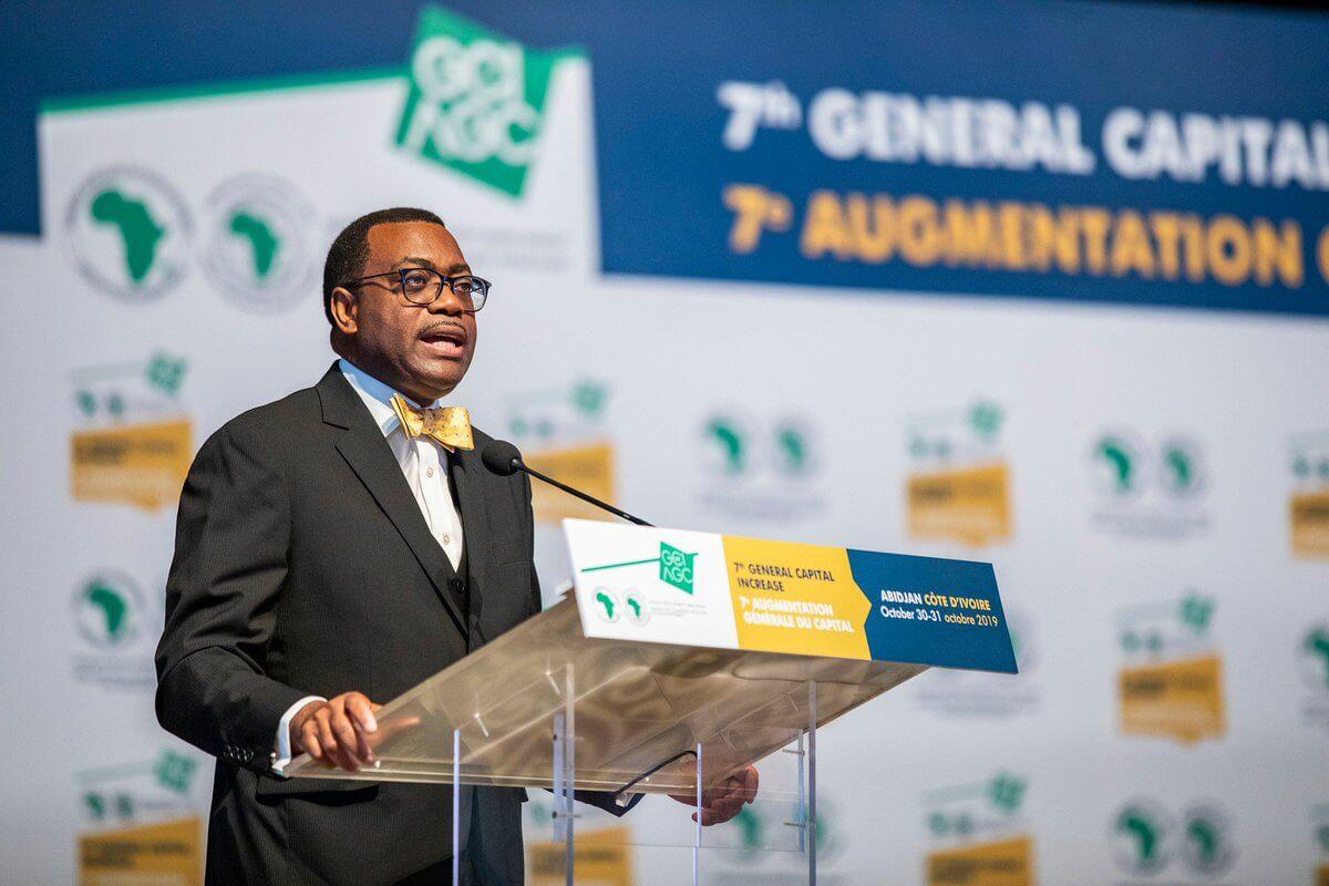 Afrique: le capital de la Banque africaine de développement a plus que doublé 1