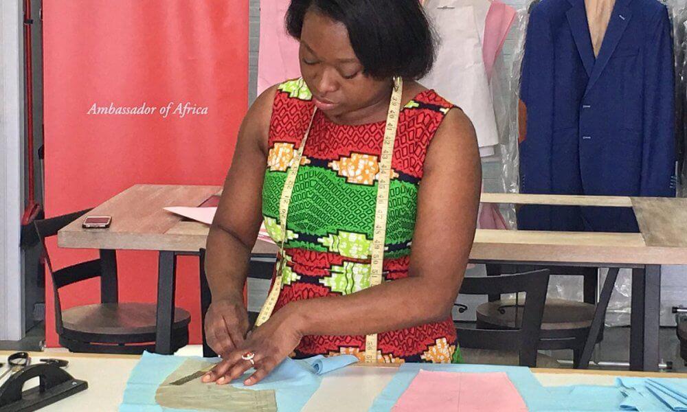 RDC : Zympala lance sa ligne de vêtements haut de gamme à Kinshasa 2