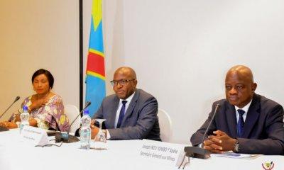 RDC : le ministre Kitobo lance la vulgarisation du Code minier et ses mesures d'application 9