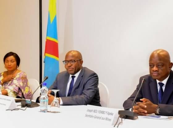 RDC : le ministre Kitobo lance la vulgarisation du Code minier et ses mesures d'application 1