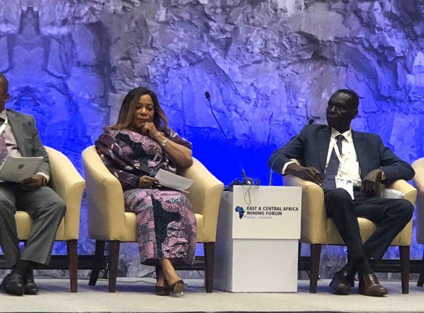 Gety Mpanu Mpanu:« le chef de l'Etat s'emploie à faire de la RDC le grenier d'investissements miniers» 1