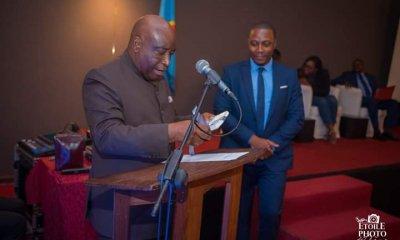 RDC: «une vie après le Styx», l'ouvrage d'Eric Ntumba porté sur fonts baptismaux 18