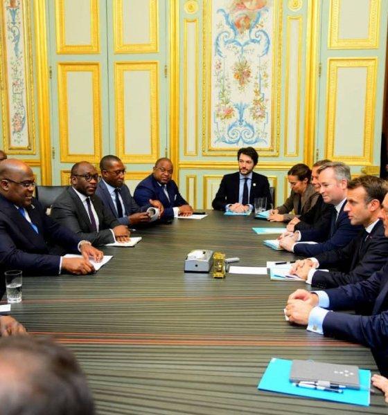 RDC – France: le deuxième Contrat de désendettement de 65 millions d'euros signé à Paris 14