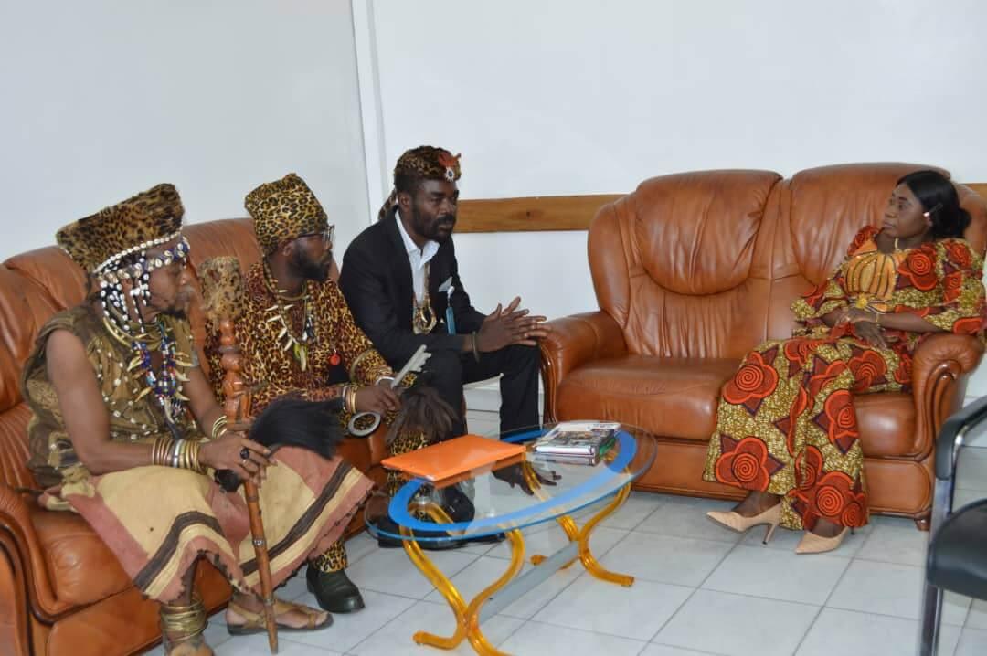 RDC : des chefs coutumiers de la Tshuapa contre l'exploitation illicite du pétrole 1