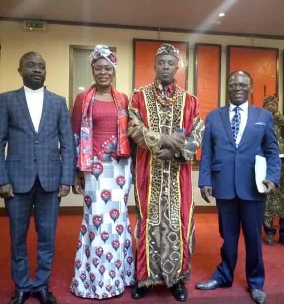 RDC : construction du port en eaux profondes de Banana, une priorité nationale (Ne Kongo) 1
