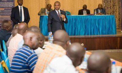 RDC : Ogefrem sensibilise des déclarants agréés en douane sur les réformes entreprises 49