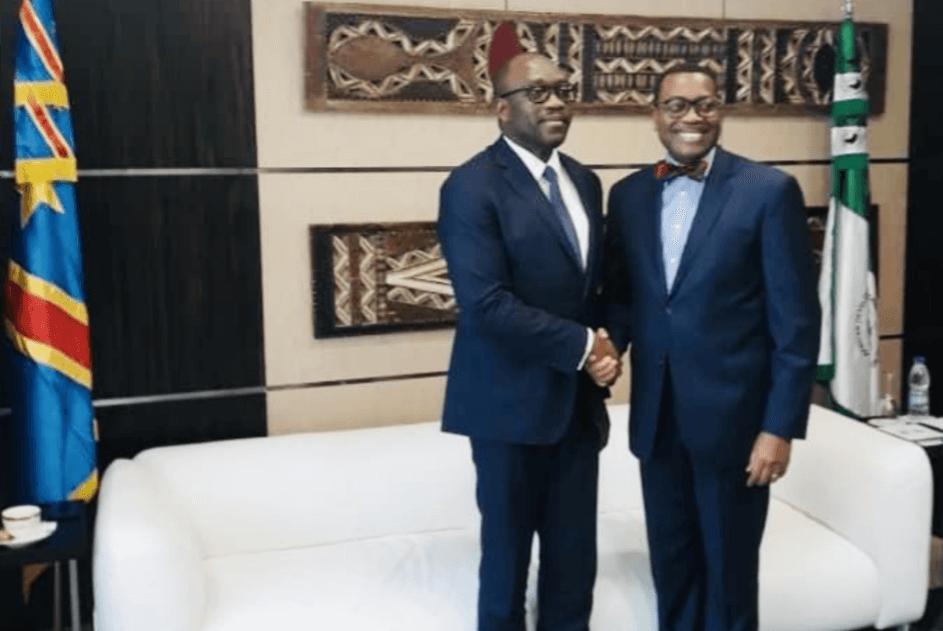 Afrique : la RDC s'engage à relever de 50 millions USD sa part au capital de la BAD 1