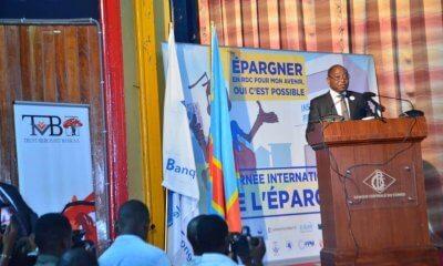 RDC : les sept recommandations de la Journée internationale de l'épargne 79