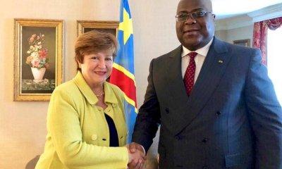 RDC : 370 millions USD de Facilité de crédit rapide du FMI attendus en décembre 2019 6
