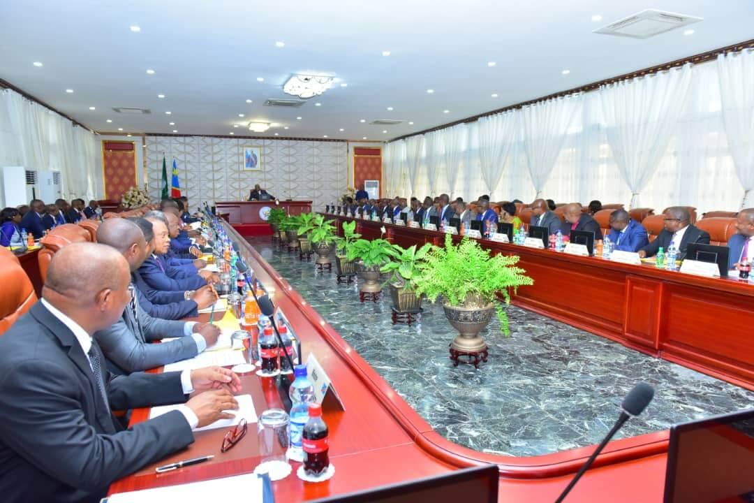 RDC : le projet de ratification de la ZLEC approuvé par le Conseil des ministres 1