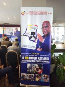 RDC : lancement officiel des travaux préparatoires du FONAPOP!