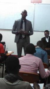 Lesaint Nsimba : « Before Working Agency œuvre à renforcer les capacités de jeunes en RDC » 3
