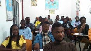 Lesaint Nsimba : « Before Working Agency œuvre à renforcer les capacités de jeunes en RDC » 4