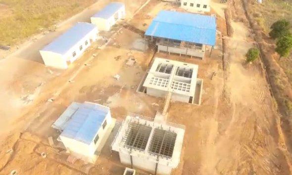 RDC : l'usine de captage et de traitement d'eau de Kamina a coûté 10 millions USD 32