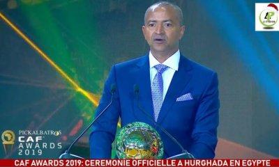 Afrique : CAF Awards 2019, Moise Katumbi élu meilleur président de club 12