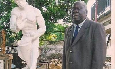 RDC : le sculpteur André Lufwa Mawidi a quitté la terre des hommes ! 8