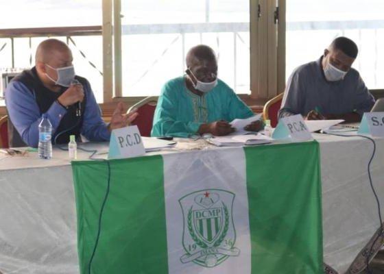 RDC : DCMP risque la suspension de tout recrutement de joueurs pendant trois saisons (FIFA) 1