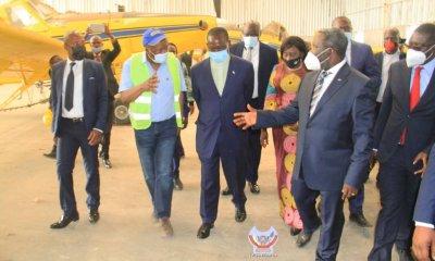 RDC : Ilunkamba abasourdi face au spectacle désolant du projet agricole de Bukangalonzo 6