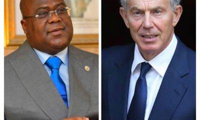 RDC : Tony Blair Institute propose à Félix Tshisekedi son expertise pour améliorer le climat des affaires 51