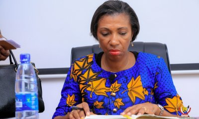 RDC : Mabunda aligne 37 500 USD pour payer un cabinet de lobbying à Washington 34