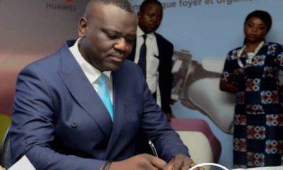 RDC : l'Etat se dote d'un dispositif numérique de lutte contre le vol et la contrefaçon d'appareils mobiles  92