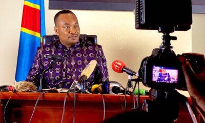 RDC : sept points de clarifications du ministre Eteni Longondo à l'IGF sur la gestion de fonds Covid-19 4