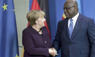 RDC : une délégation allemande arrive à Kinshasa pour une mission économique ! 8