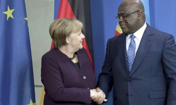RDC : une délégation allemande arrive à Kinshasa pour une mission économique ! 45