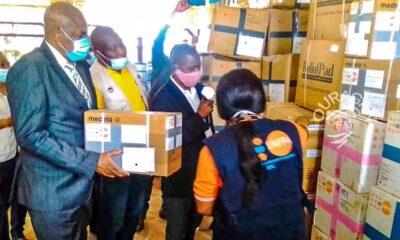 RDC: Le Fonds des Nations-Unies pour la population fait don de 3 tonnes de matériels médico-churgicaux à la province du Kasaï Central !