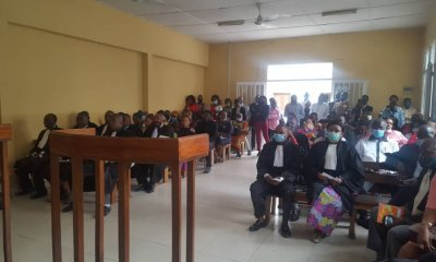 RDC : 16 juges assesseurs prêtent serment au Tribunal de travail de Kinshasa/Gombe 41