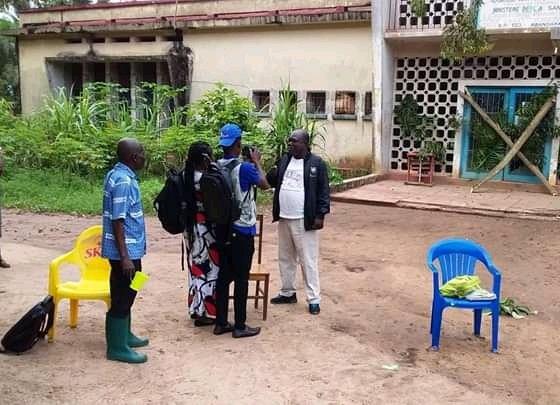 RDC: les travaux de tests covid-19 perturbés au grand laboratoire de l'équateur à Mbandaka 8