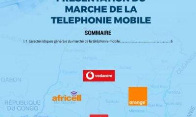 RDC : les revenus data boostent les chiffres d'affaires des Télécoms en hausse de 0,51% au premier trimestre 2020 58