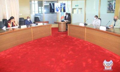 RDC : Ilunkamba donne des orientations à ses ministres sectoriels pour continuer le dialogue avec les pétroliers 10