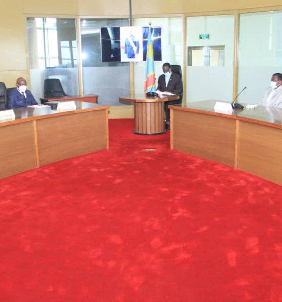 RDC : Ilunkamba donne des orientations à ses ministres sectoriels pour continuer le dialogue avec les pétroliers 17