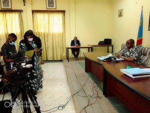 RDC : ACAJ se prépare à un forum de vérité sur l'état de droit et la bonne gouvernance 4