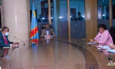 RDC : les dirigeants de la Réserve Stratégique en quête des moyens d'action au ministère du budget! 8